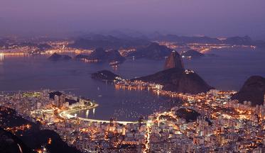 Plastic Madonna naar Rio