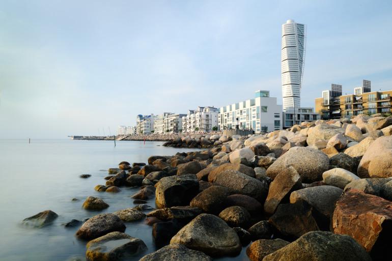Maak een trip naar Malmö en Lund