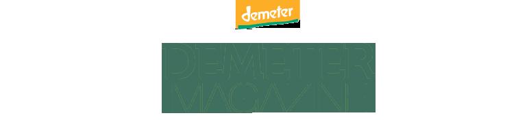 Demeter Magazine bijlage van de Krant van de Aarde