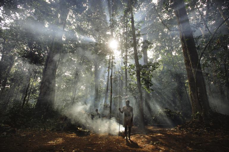 BBC Human Planet Natuurvolkeren tonen hun overlevingsstrategie